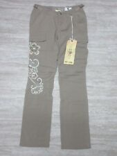 NEW Da-Nang Women's Casual Pants Embroidered KOALA RSS17431027 Size: LARGE