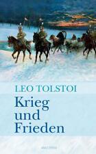 Krieg und Frieden von Leo N. Tolstoi (2007, Gebundene Ausgabe)