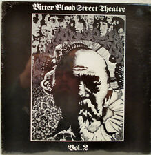 BITTER BLOOD STREET THEATER vol.2 '78 LP rare psych prog private SEALED