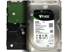 "Seagate Exos 7E8 ST6000NM0115 6TB 7200RPM 256MB 6Gb/s Disco Duro 3.5"" Enterprise"