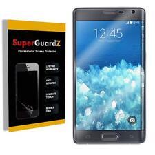 4X SuperGuardZ Anti-Fingerprint Screen Protector For Samsung Galaxy Note Edge