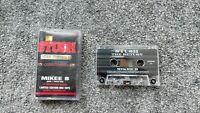 STUSH THE RETURN MIKEE B LIMITED EDITION GarageMusic cassette,Tape,Rare,House