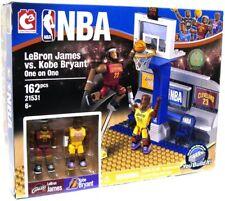 Nba C3 Lebron James Vs. Kobe Bryant Building Set