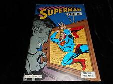 Superman poche 30 Editions Sagédition février 1980