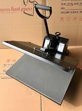 16x20 Digital Sublimation Heat Press Machine T Shirt Heat Transfer Machine Ref