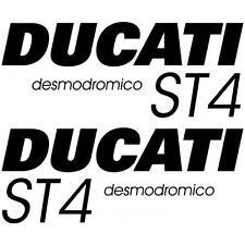 ADHESIVO PEGATINA - AUFKLEBER ADESIVI -  Ducati ST4 desmo Réf-MOTO-022