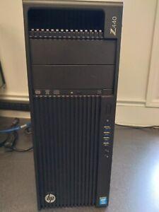 HP Z440 WorkStation Intel Xeon, E5-1620 v3, 3.5GHz, 8GB RAM, 1TB HDD Wind 10 Pro