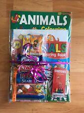 Colouring Gift Hamper Girls Boys Gift Stay At Home Present Hamper Easter