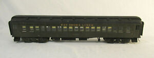 O Scale Walthers Vintage 70' Coach - Bay Shore Lines - Fully seated