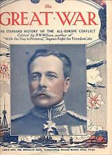 The Great War Magazine x11 Pt 13  -23 - November 1914 -Jan.1915 -Prince of Wales