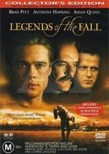 Legends of the Fall DVD R4 Brad Pitt, Anthony Hopkins New & Sealed