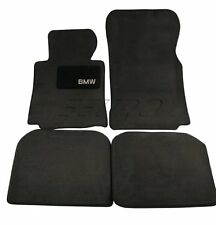 BMW Floor Mats for 740iL, 750iL  E38  1994 - 2001  Set of 4 Black  82111469519