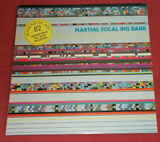 MARTIAL SOLAL BIG BAND ORIG FR LP