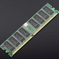 Hynix Chipset 1GB PC3200 DDR 400 Mhz Low density memory 2Rx8 CL3 DIMM desktop
