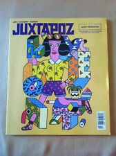 Juxtapoz April 2014 FREE SHIPPING, Andy Rementer, Michael Johansson, Tim Barber