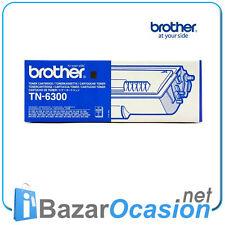 Toner Brother TN-6300 Negro Original nuevo - desprecintado