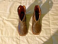Western boot size 10 kids