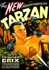 BEST OF THE CLIFF-HANGER SERIALS: THE NEW ADVENTURES OF TARZAN TWO-PAC (NEW DVD)