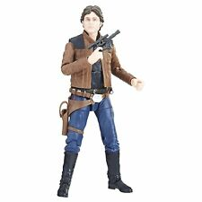 Star Wars The Black Series Han Solo 6-inch Action Figure Young #62 Hasbro MINT