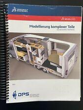 SolidWorks Modellierung komplexer Teile; Trainingshandbuch 2018