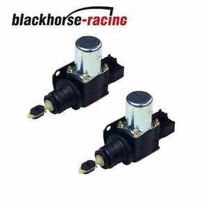 For Chevy GMC Buick Cadillac Pontiac Olds 2 Pc Power Door Lock Actuator Pair