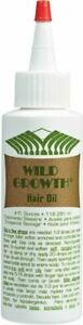 Wild Growth 4oz Hair Oil