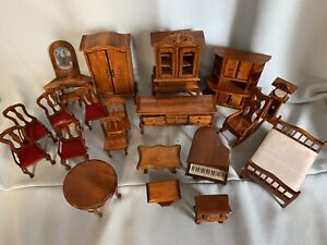 Any Room Vintage Dollhouse Chairs For Sale Ebay