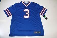 T-SHIRT NFL SKU001 TAILLE XL Men's Buffalo Projets de loi E.J. Manuel N.3 NIKE