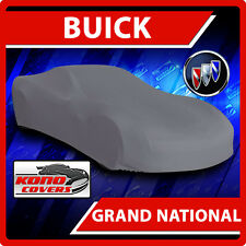 1984-1987 Buick Grand National CAR COVER - ULTIMATE® HP All Season Custom-Fit