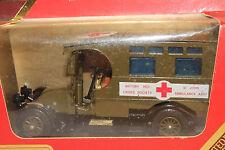 Matchbox Yesteryear Y-25 1910 Renault Ambulance, Nice Boxed