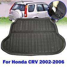 For Honda CRV CR-V 2002-2006 Tailored Boot Liner Tray Cargo Rear Trunk Floor Mat