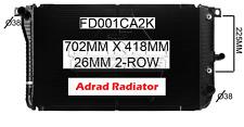 Radiator Ford Falcon EL EF Auto Man 94-98 4.0L Genuine Adrad Copper Core 2 Row