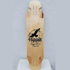 Downhill Longboard Cruiser Freeride Brand New Flippin board co Deck only