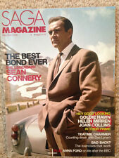 SAGA magazine May 2006 SEAN CONNERY James Bond PINK FLOYD Nigel Tully