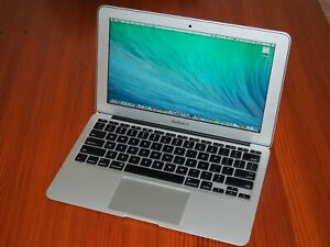 """LOADED! Apple MacBook Air 11"""" i7 + 8 GB RAM + 512 GB Solid State Drive + EXTRAS!"""