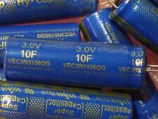 10F 3V supercapacitor 10 Farad Vinatech VEC3R serie super capacitor  1pc. / lot
