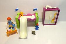 Playmobil Kinderzimmer mit Rutsche (#12)