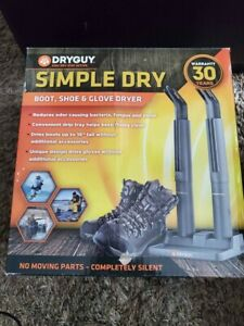 DryGuy Simple Dry Boots shoes and Gloves Dryer