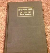 The Lone Star: A History of the Telugu Mission by Downie, 1924 Indian Missionary