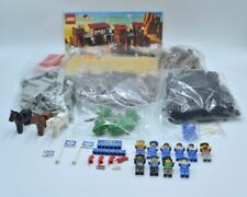 cow-boy marron rouge vaisselle d/'occasion. 1 x LEGO ® 4493 City cheval pour chevalier