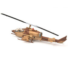 1:72 MARINES AH-1W SUPER COBRA IXO Collectable Helicopter Toy Model