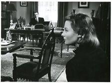 MICHELE MORGAN JEAN SERVAIS LE CHÂTEAU DE VERRE 1951 VINTAGE PHOTO ORIGINAL #4