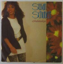 "7"" Single - Susan Schubert - Shalalaika - S989h - washed & cleaned"
