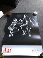 """Gjon Mili LIFE Poster Lindy Hoppers 1943-  31.5""""x23.5"""""""