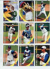 2006 Jacksonville Suns Minor League Baseball Cards - Lot of 30 - RARE w/ Mascot