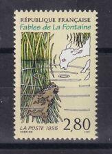 France année 1995 Fables de La Fontaine Le Loup et Agneau N°2960** réf 6859#CKDB