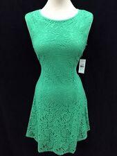 "JESSICA HOWARD DRESS/GREEN/LINED/SIZE16/ LENGTH 38""/REATIL$99/SMOKE FREE"