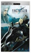 Final Fantasy VII: Advent Children - PSP (UMD-Movie, 2005)