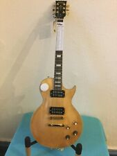 Vintage LP Electric Guitar Maple Front V100 MPNA (NICE PAUL!)