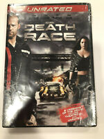NEW DVD DEATH RACE - Jason Statham, Tyrese Gibson, Ian McShane, Joan Allen,